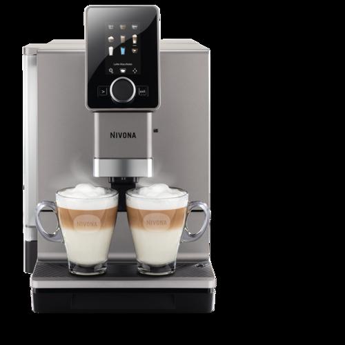 Nivona Caferomatica 930 Espressomaskin - Titanium