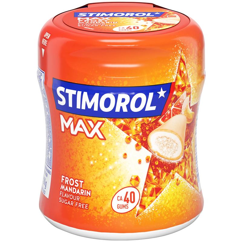 Tuggummi Max Mandarin - 54% rabatt