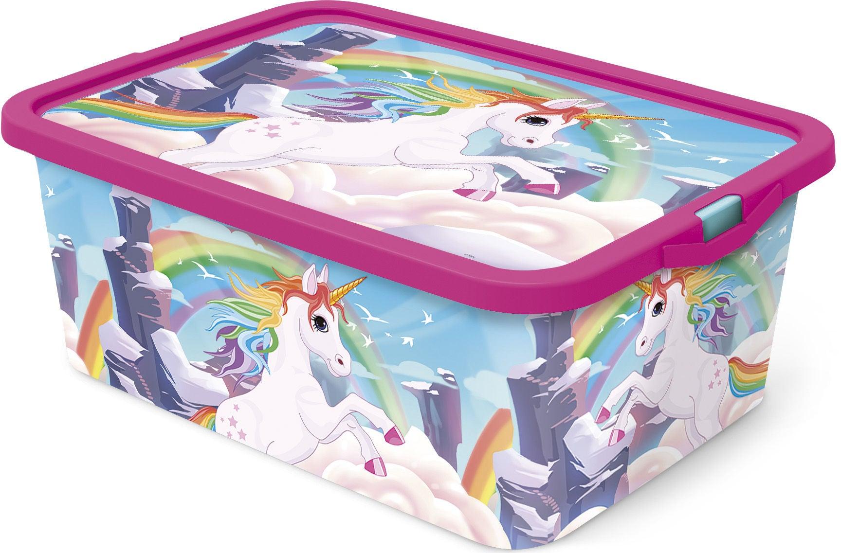 Stor Säilytyslaatikko Unicorn 13L