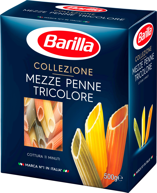 Penne Tricolore Pasta - -101% alennus