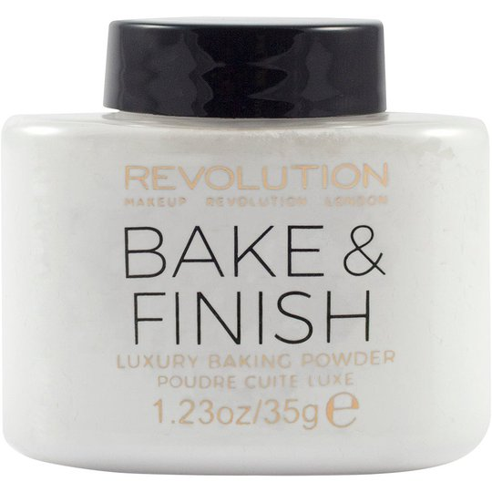 Bake and Finish Powder, Makeup Revolution Puuteri