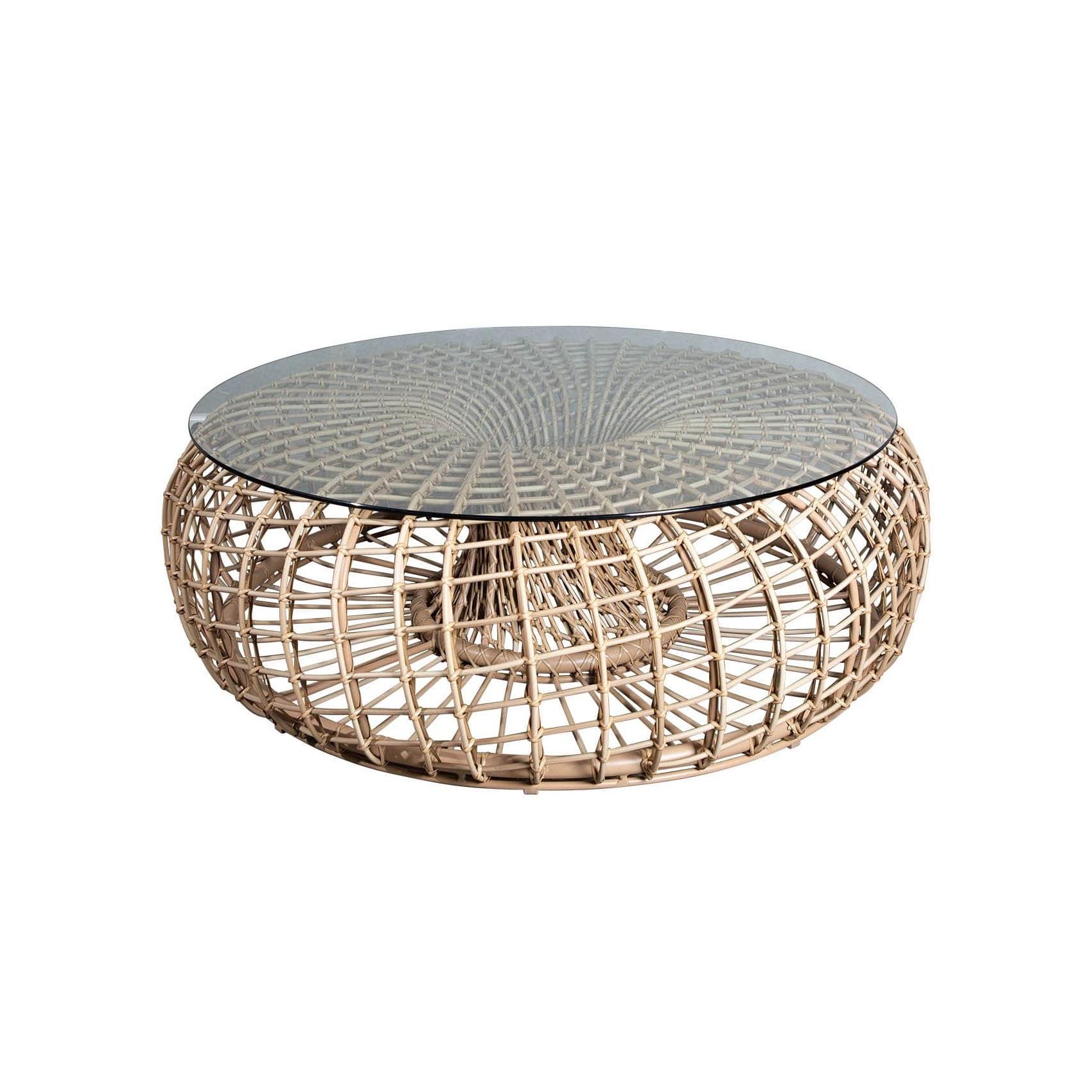 Nest OUTDOOR stort bord 130 cm Cane-line