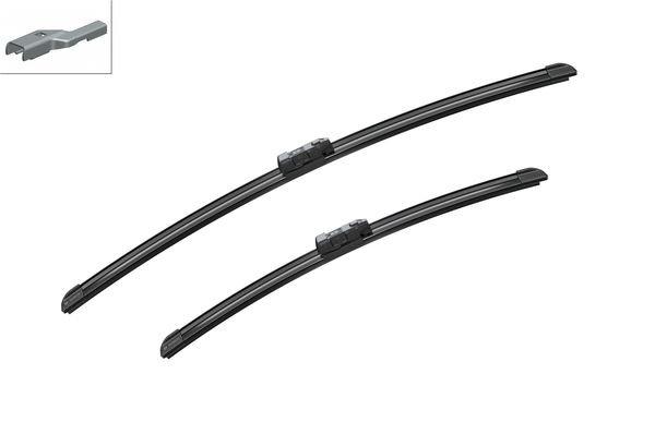 Flatbladesats A187S 600/450
