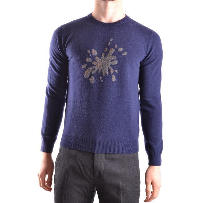 Altea Men's Sweater Blue 160739 - blue S