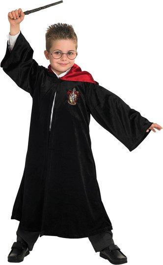 Harry Potter Kostyme Skolekappe 3-4 år