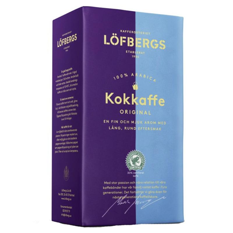 """Kokkaffe """"Original"""" - 24% rabatt"""