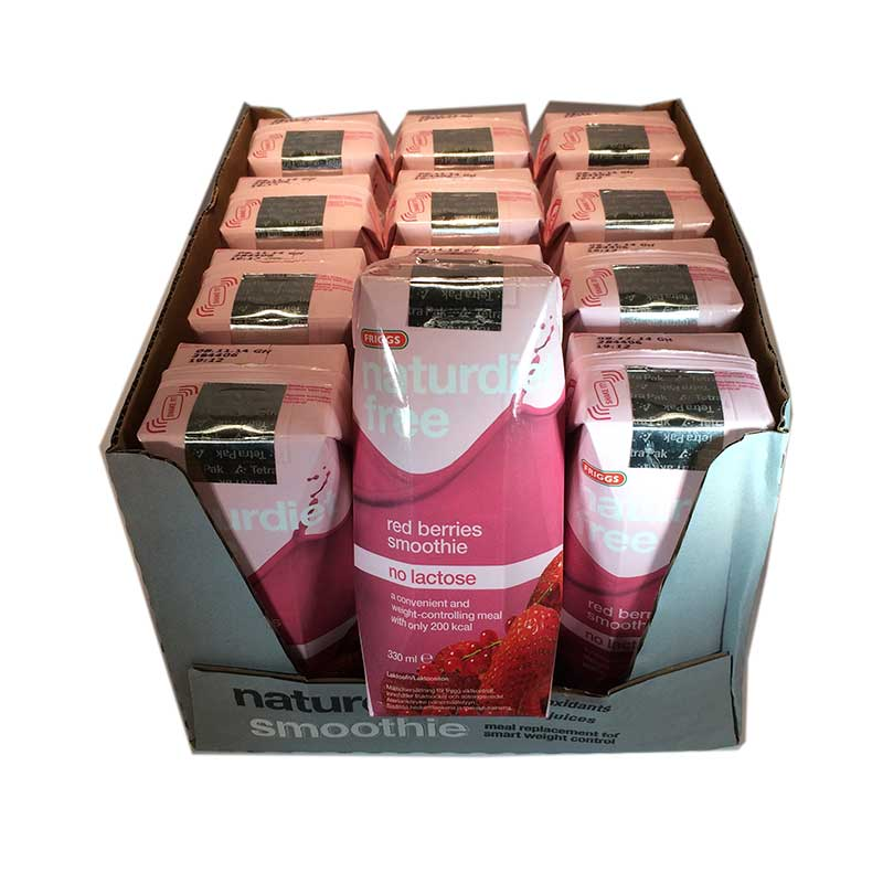 smoothie red berries- hel platta - 83% rabatt