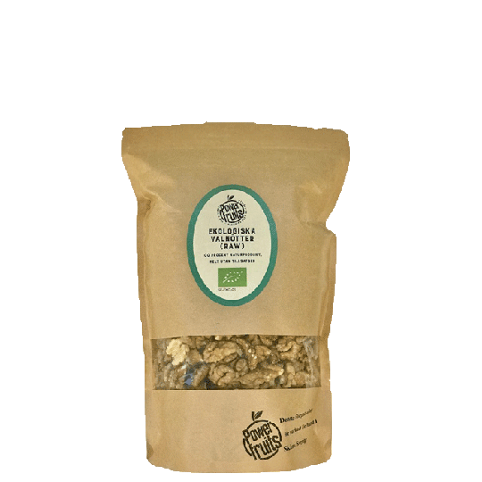 Ekologiska Valnötter, 1 kg