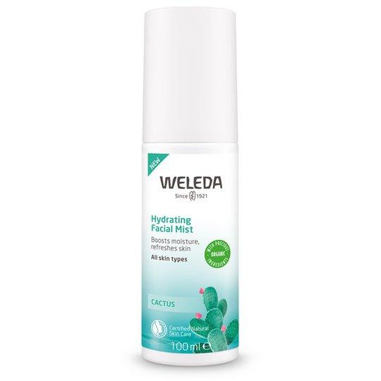 Weleda Cactus Hydrating Facial Mist, 100 ml