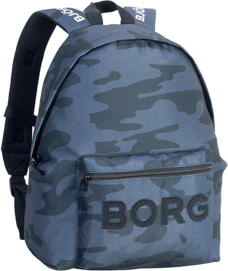 Björn Borg Bo Ryggsekk 17L, Navy Combo