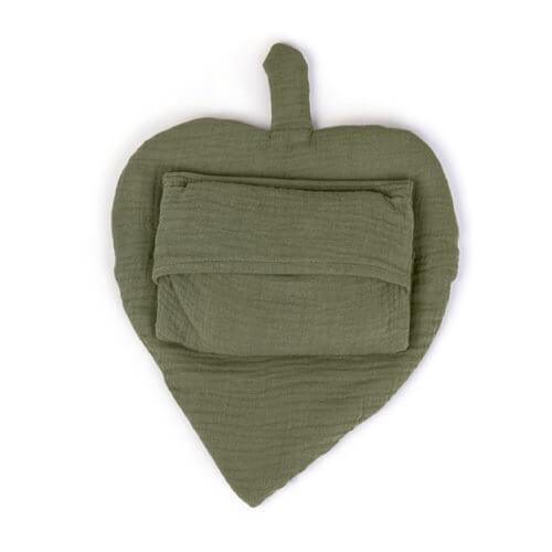 That's Mine - Comfy Me Baby Nursing Pillow - Leaf (CM73)