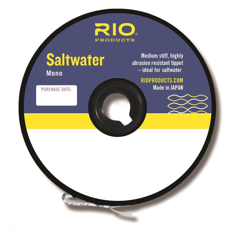 Rio Saltwater Mono Tippet 0,56 mm
