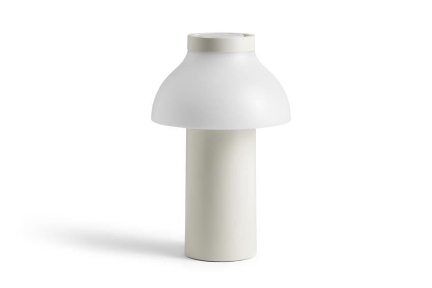 HAY - PC Portable To Go Lamp - Cream White (4104313009000)