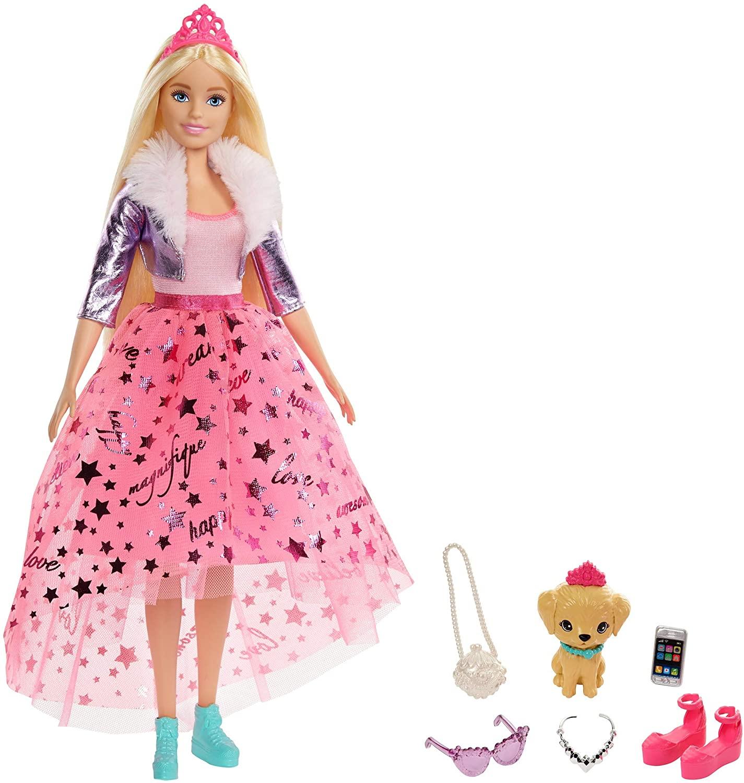 Barbie - Princess Adventure - Deluxe Princess (GML76)