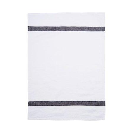 Nila Kjøkkenhåndkle Hvit 70x50 cm