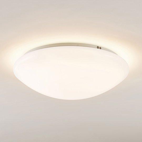 Arcchio Younes -LED-kattovalaisin, pyöreä, 35 cm