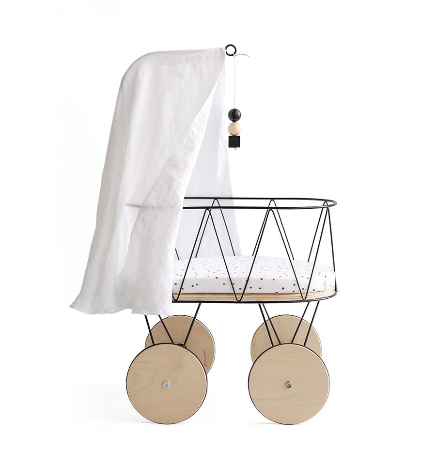 Ooh Noo - Dolly Cot Canopy (DCC1901)