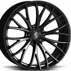 EtaBeta Piuma Shiny Black 10.5x20 5/112 ET25 B78.1