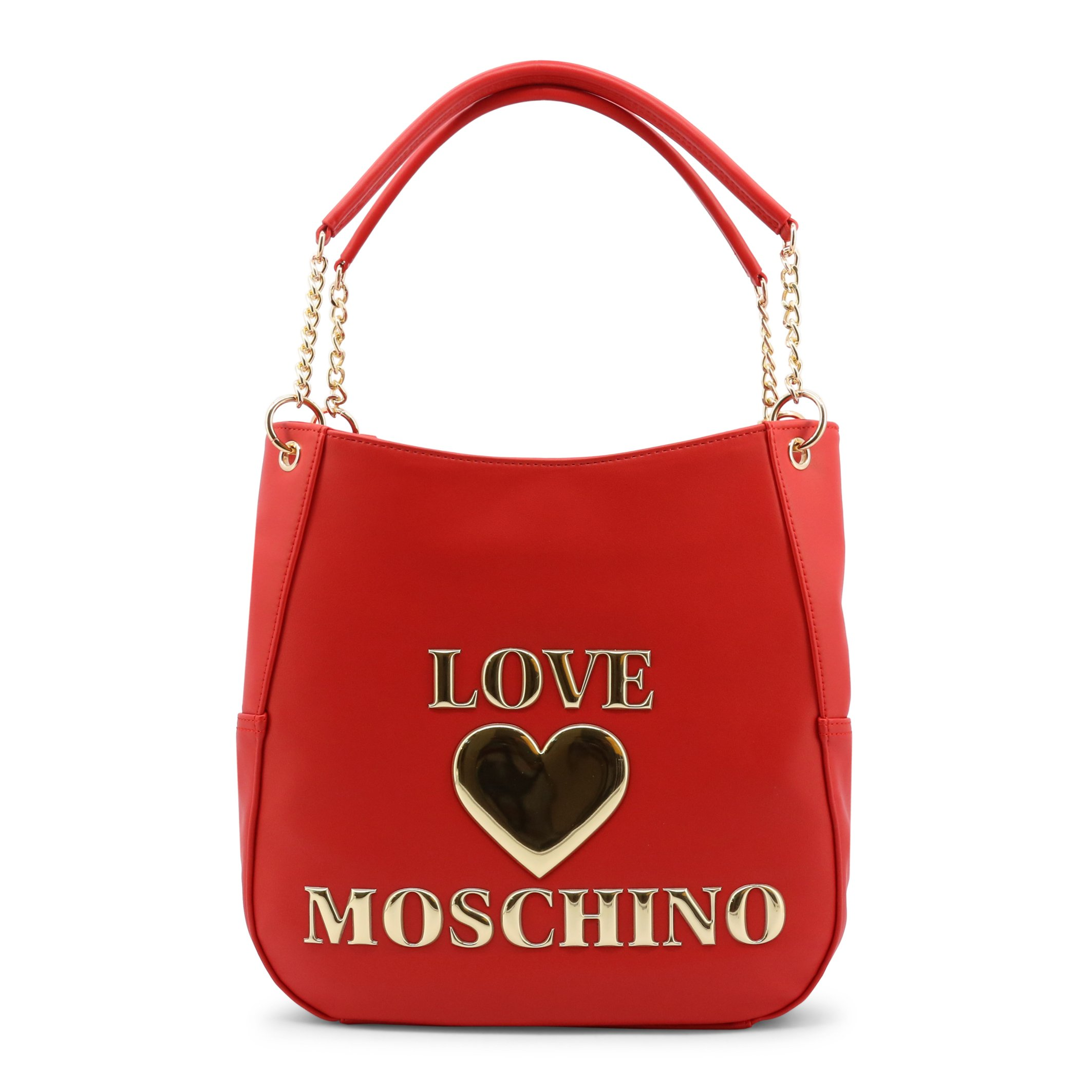 Love Moschino Women's Shoulder Bag Various Colours JC4169PP1DLF0 - red NOSIZE