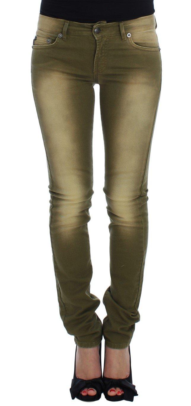 Cavalli Women's Jeans Green SIG18149 - W27