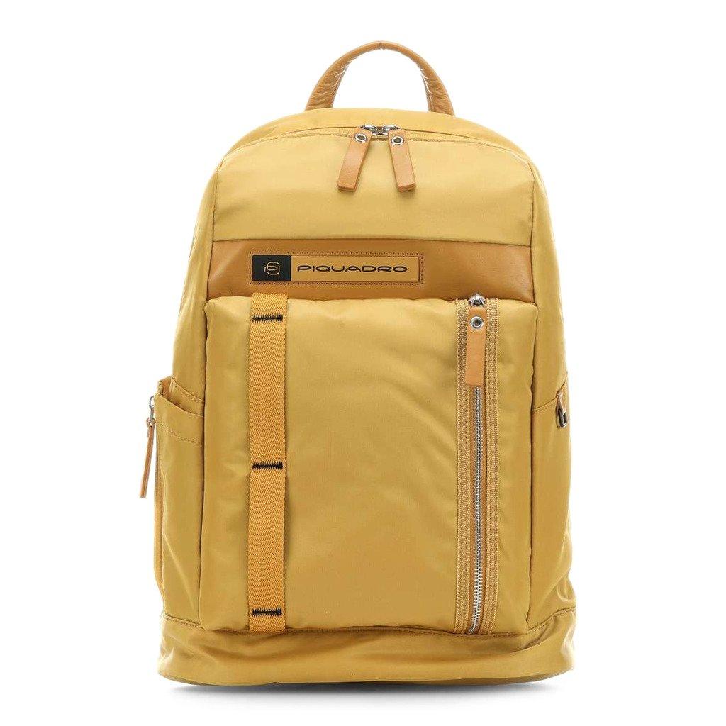 Piquadro Men's Backpack Various Colours CA4545BIO - yellow NOSIZE