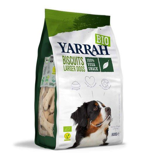 Yarrah Organic Dog Biscuits Vegetarian/Vegan