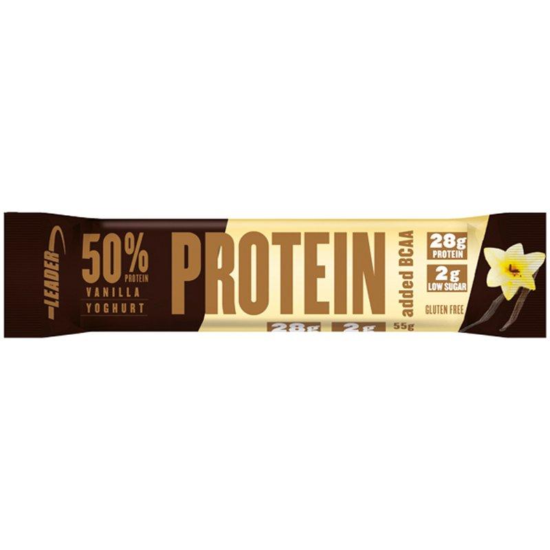 """Proteiinipatukka """"Vanilla Yoghurt"""" 55g - 25% alennus"""