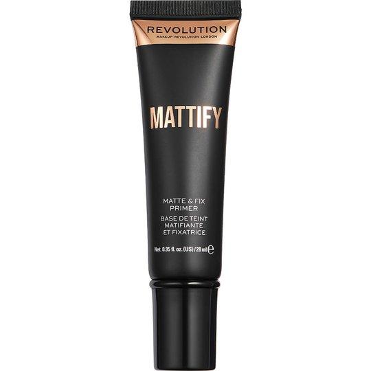 Mattify Primer, Makeup Revolution Pohjustusvoide