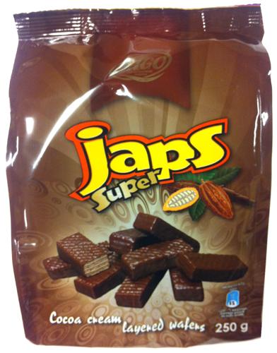 Wafers med kakaokräm - 37% rabatt