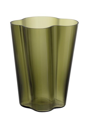 Aalto Vase Mosegrønn 27 cm