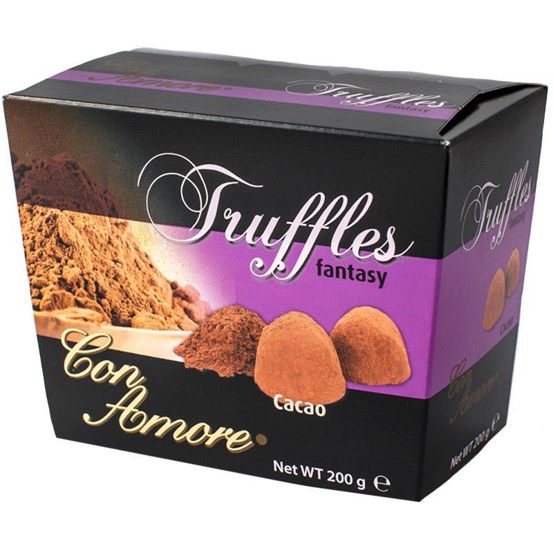 "Tryfflar ""Cacao"" 200g - 62% rabatt"