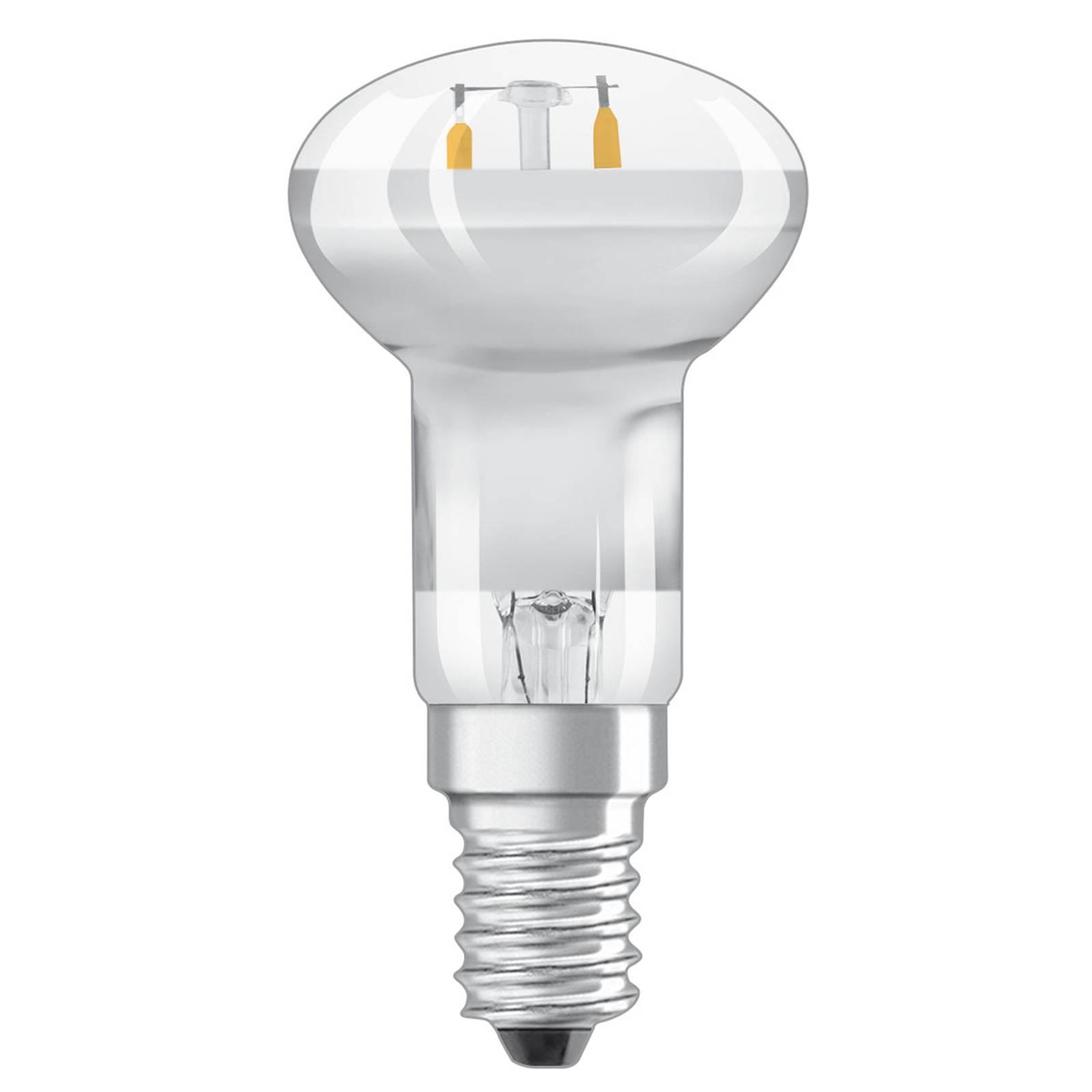OSRAM-LED-heijastin Concentra E14 R39 1,5W 2700K