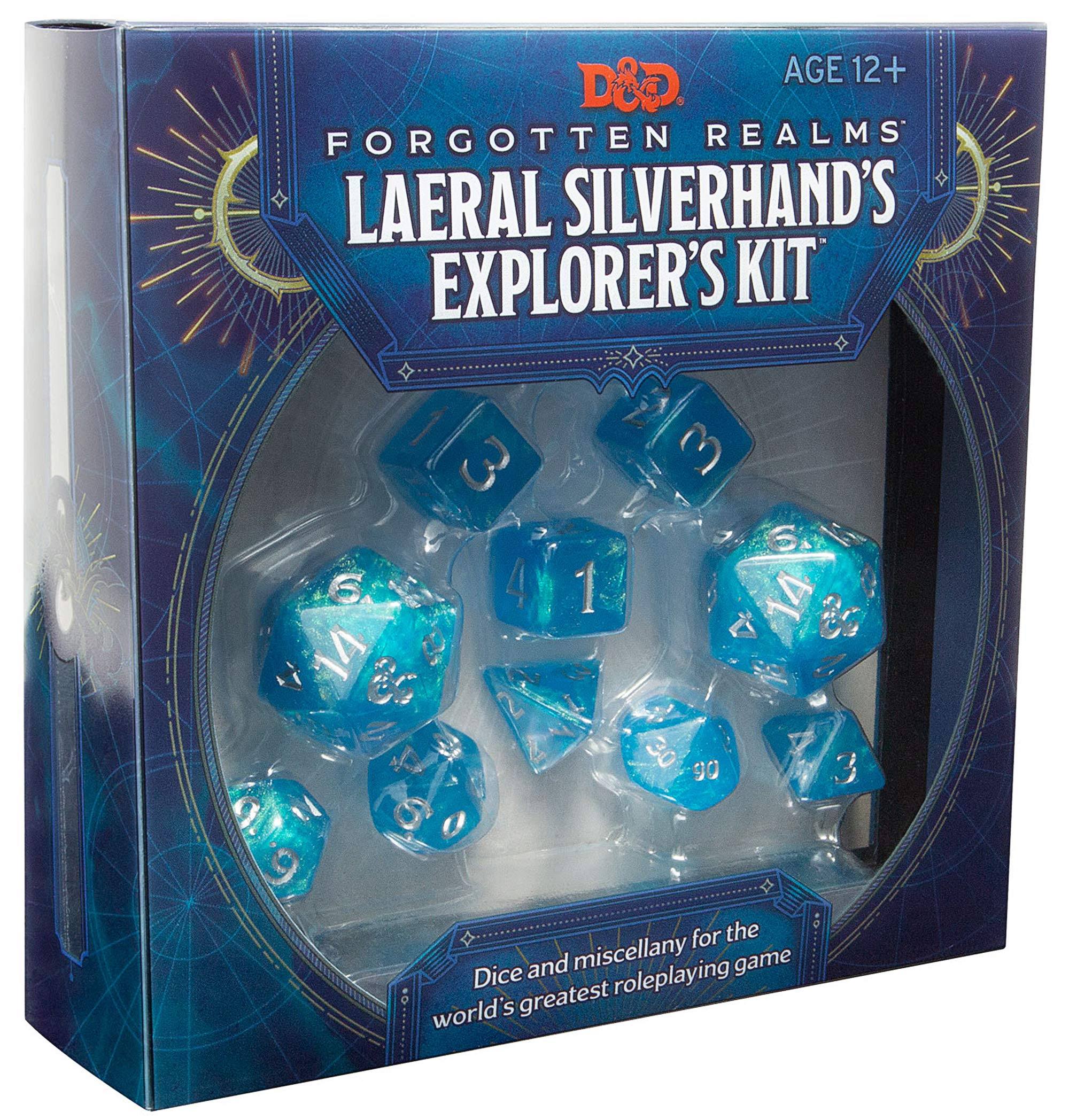 Dungeons & Dragons - Laeral Silver hand's Explorer's (D&D) (WTCC7868)
