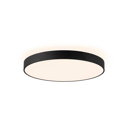 Arcchio Vanida LED-taklampe, svart, 60 cm