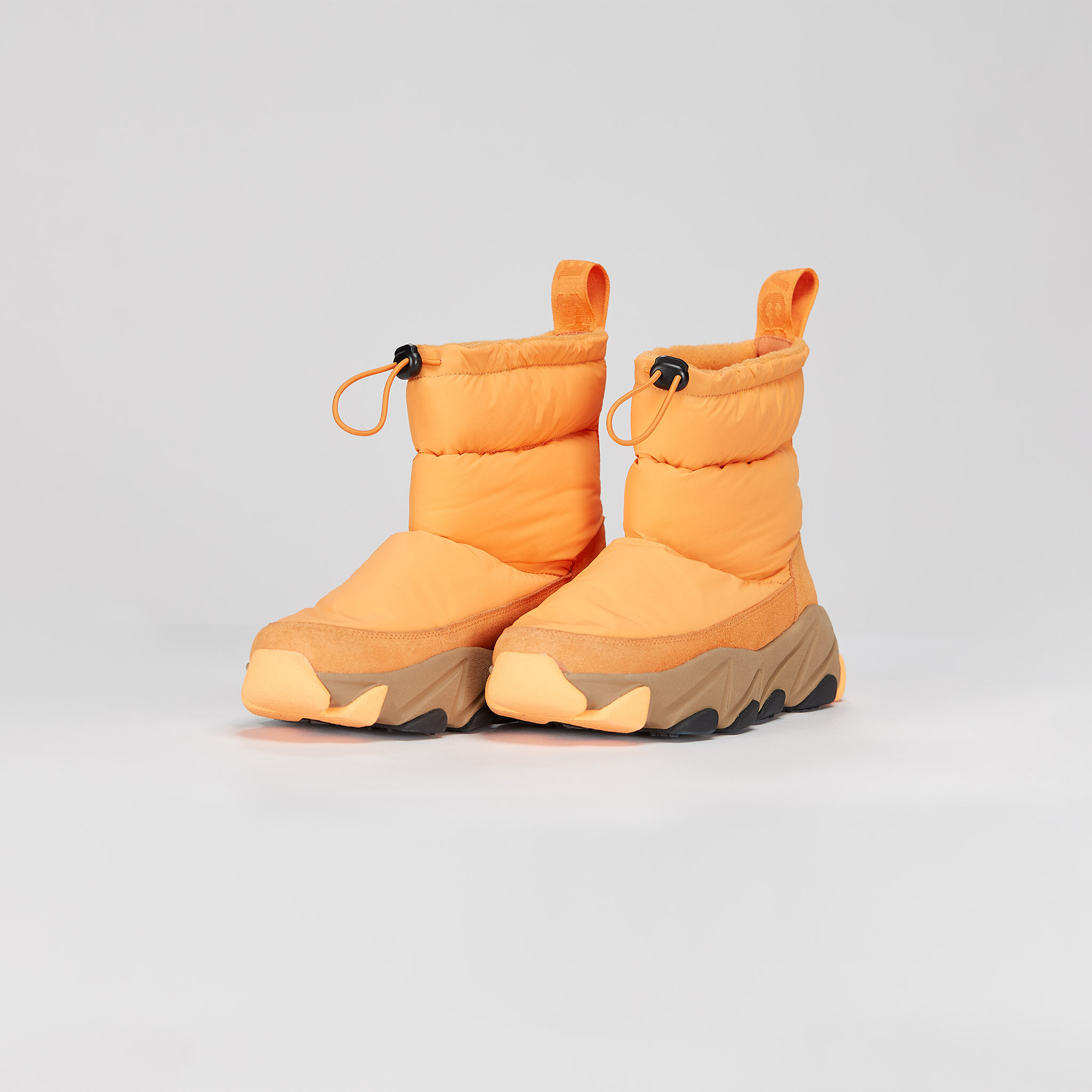 Low Winter Boots
