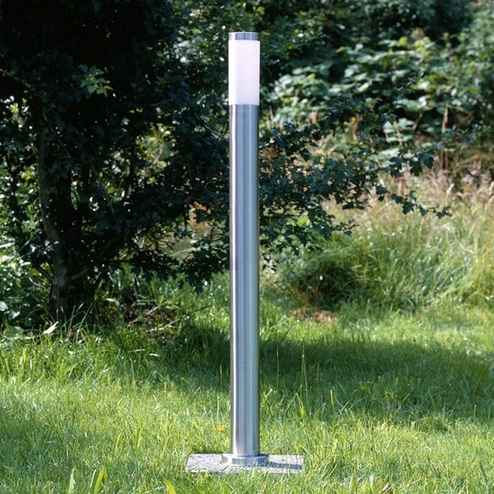 Chorus-pylväsvalaisin ruostumatonta terästä, 81 cm