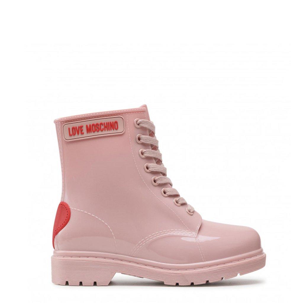 Love Moschino Women's Ankle Boot Various Colours JA24193G1DIR0 - pink EU 36
