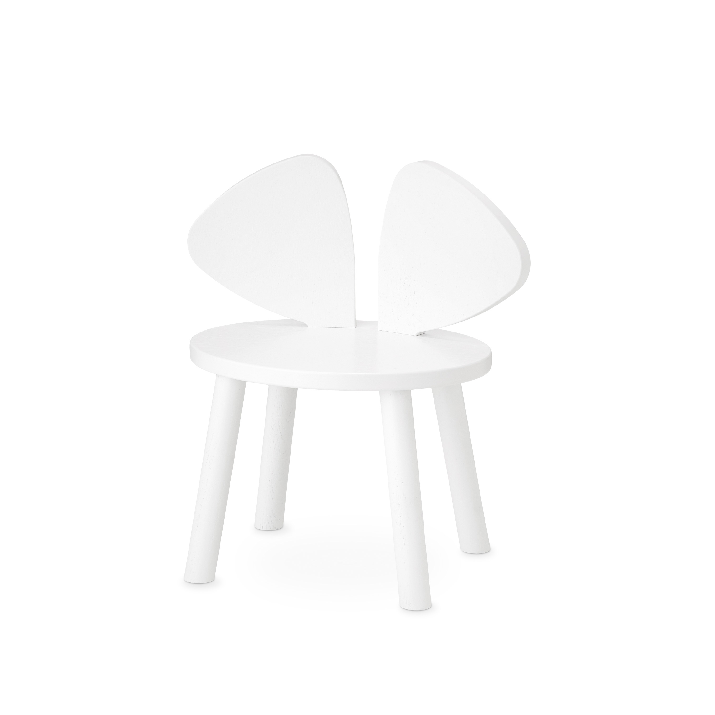 Nofred - Mouse Chair - White