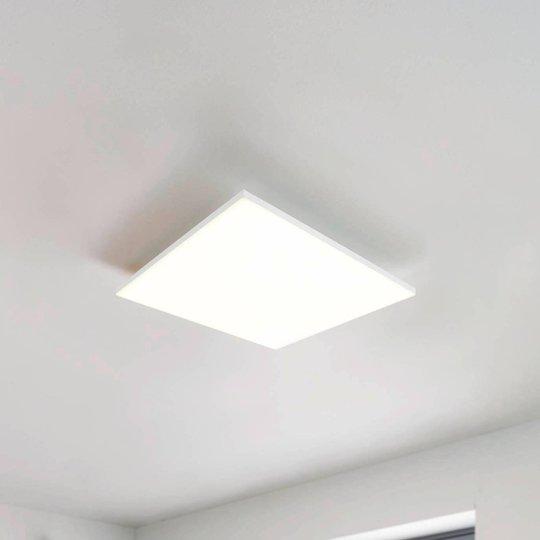 EGLO connect Turcona-C LED-taklampe 30x30 cm