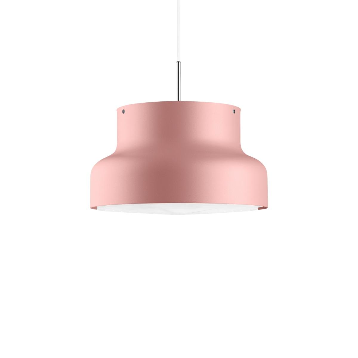 Atelje Lyktan Taklampa Bumling 40cm Dusty Pink