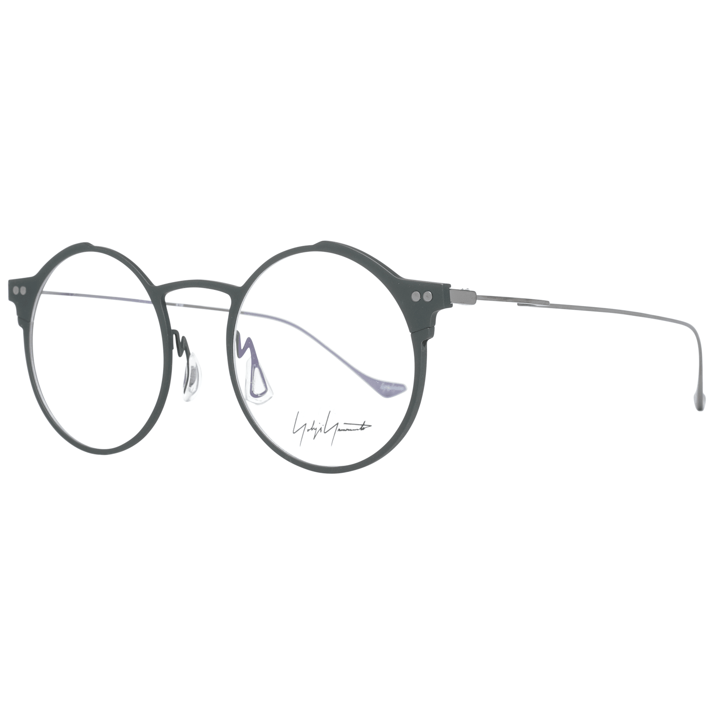 Yohji Yamamoto Men's Optical Frames Eyewear Green YY3025 49500