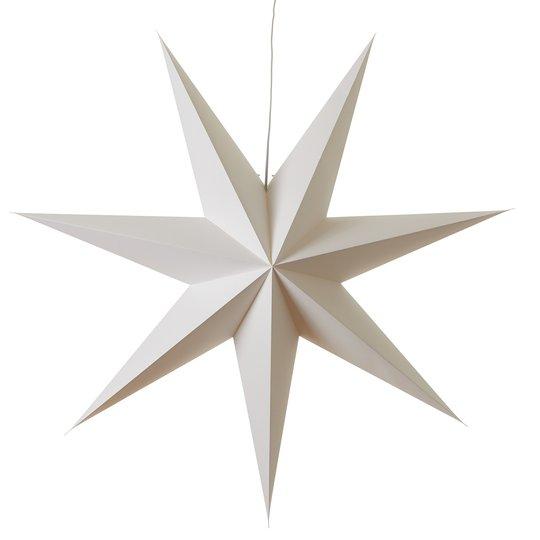Paperitähti Duva, ripustettava, 100 cm