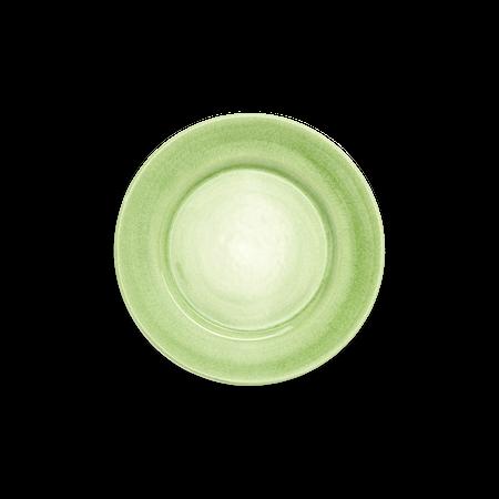 Basic Tallrik Grön 25 cm