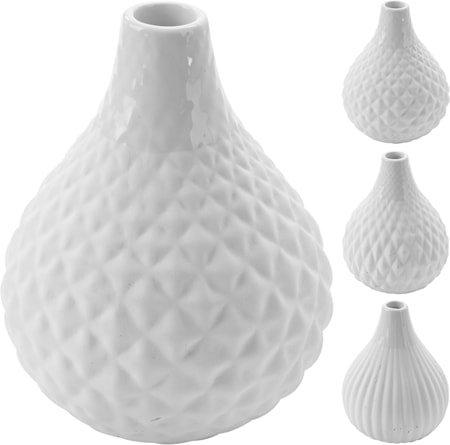 Vase, Høyde: 11 cm