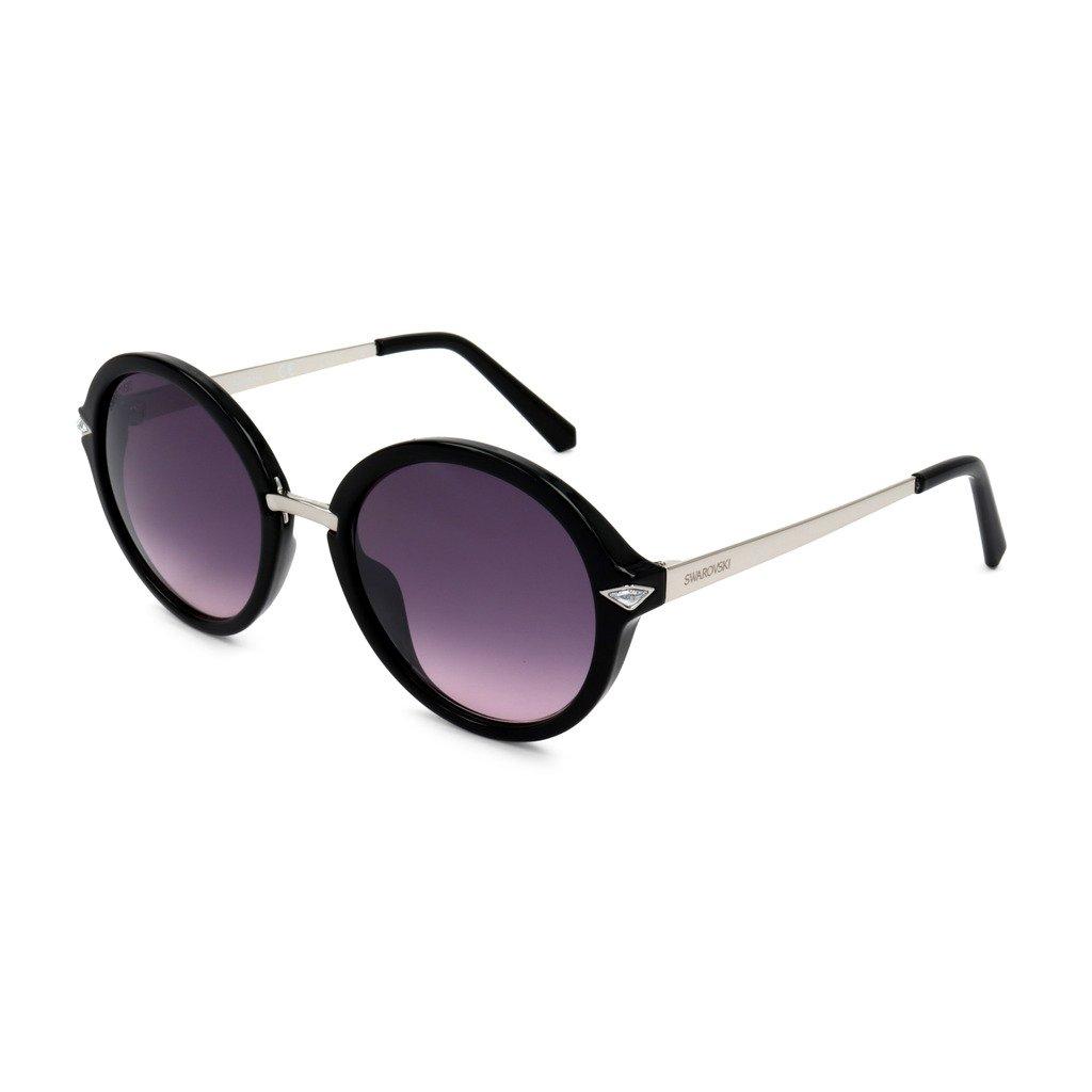 Swarovski Women's Sunglasses Black SK0153 - black NOSIZE