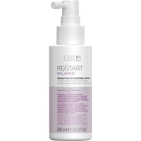 Restart Balance Scalp Moisturizing Lotion, 100 ml Revlon Professional Erikoistuotteet hiuksille