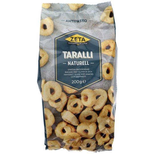 Taralli - 37% rabatt
