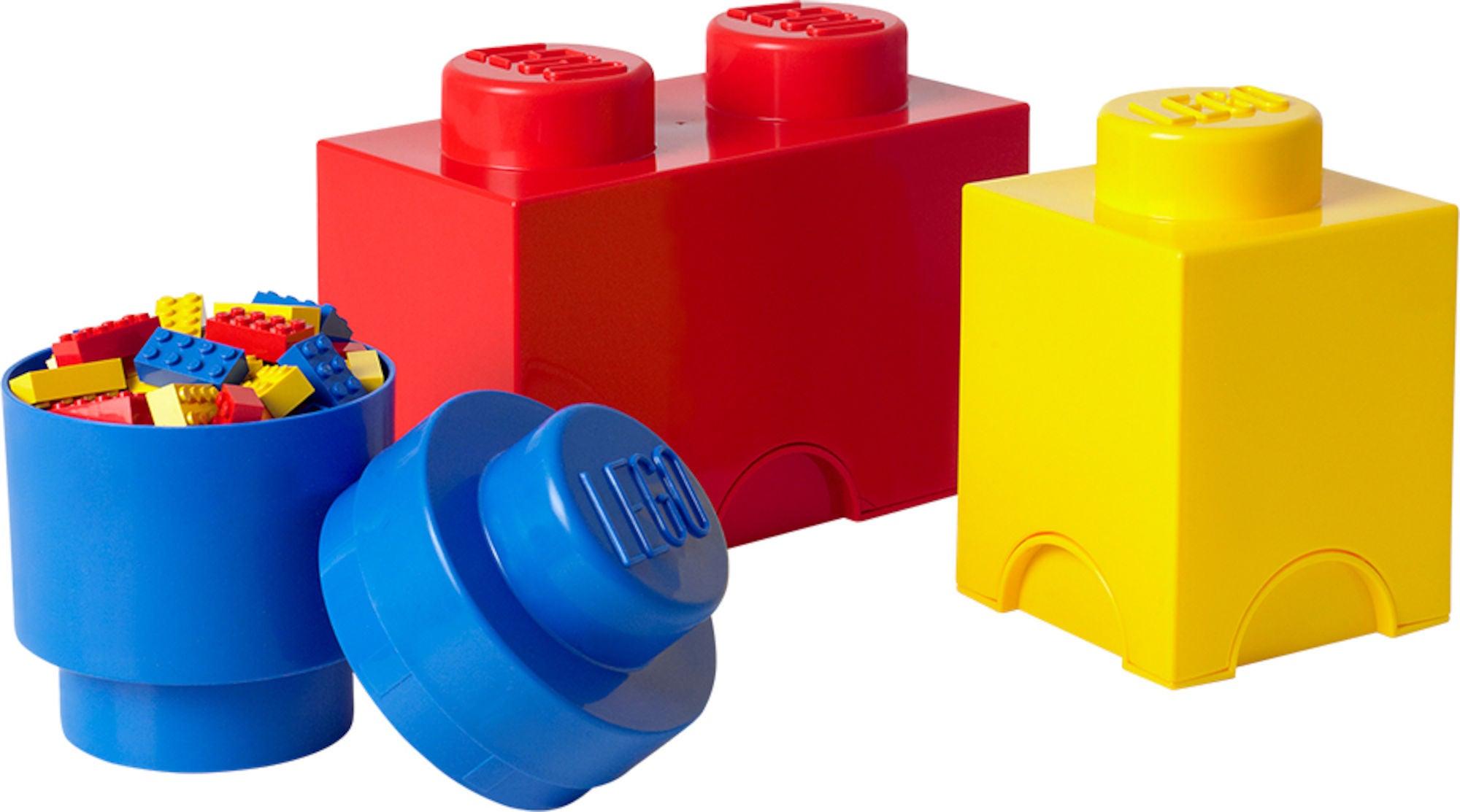 LEGO Säilytyslaatikot 3-pack