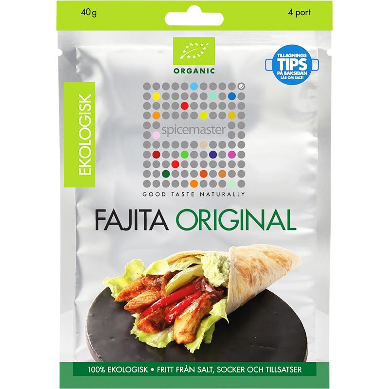 Eko Kryddmix Fajita - 19% rabatt