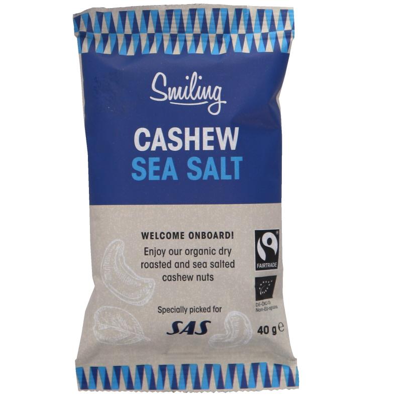 Eko Cashew Havssalt - 28% rabatt